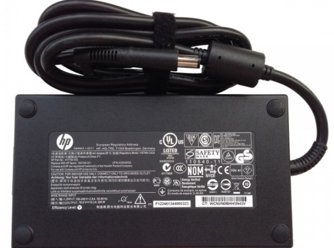ADAPTER HP ZBOOK 15,17 19.5V 10.3A 200W