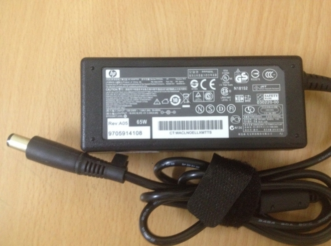 ADAPTER HP 18.5V 3.5A
