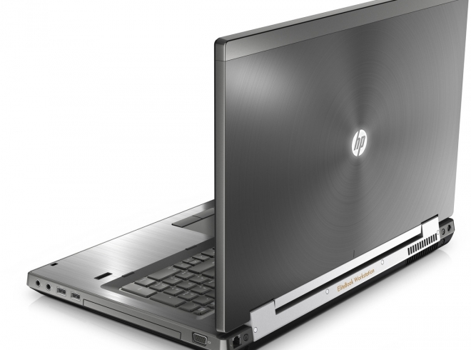 HP ELITEBOOK 8570W i7 3820QM/ 8GB/ 500GB/ Quadro k1000M/ FHD