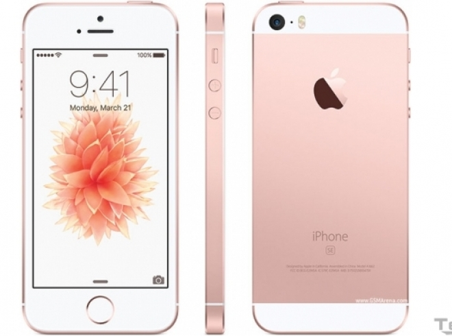 APPLE IPHONE 5SE 64GB ROSE GOLD