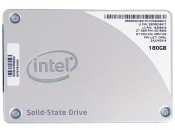 INTEL SSD PRO 1500 SERIES 180GB SATA 6.0GB/S