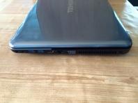 TOSHIBA SATELLITE L855 i3 3120 /4GB /640GB /HD4000 /HD